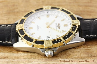 BREITLING J-CLASS STEEL / GOLD AUTOMATIC [140992]