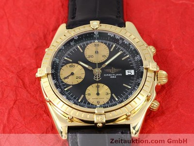 BREITLING CHRONOMAT OR 18 CT AUTOMATIQUE KAL. VALJ. 7750 [140997]