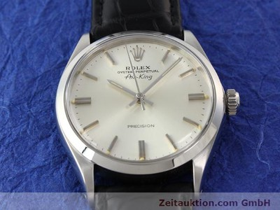 ROLEX PRECISION STEEL AUTOMATIC KAL. 1520 [140999]