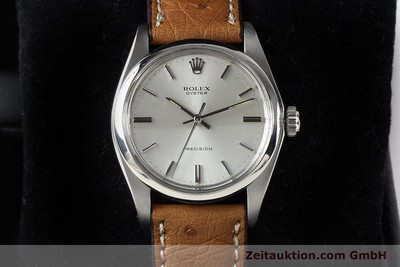 ROLEX PRECISION STEEL MANUAL WINDING KAL. 1225 [141000]