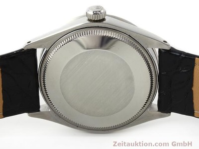 Rolex Oyster Perpetual Stahl Automatik Kal. 1570 [141002]