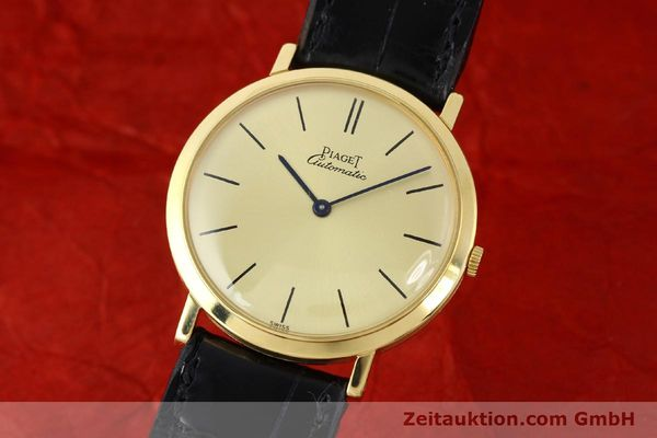 PIAGET OR 18 CT AUTOMATIQUE KAL. 12P  [141006]