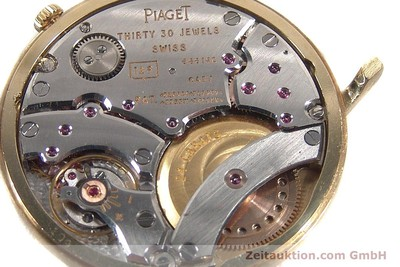 PIAGET 18 CT GOLD AUTOMATIC KAL. 12P [141006]