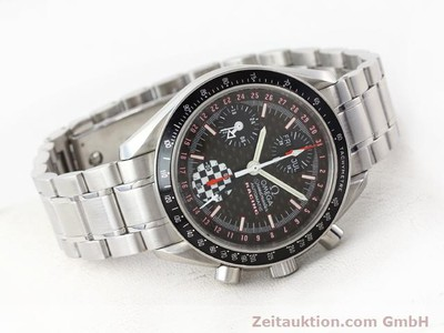 OMEGA SPEEDMASTER DAY DATE CHRONOGRAPH RACING AUTOMATIK STAHL VP: 3500,- Euro [141013]