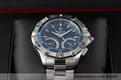 TAG HEUER AQUARACER STEEL QUARTZ KAL. S [141016]