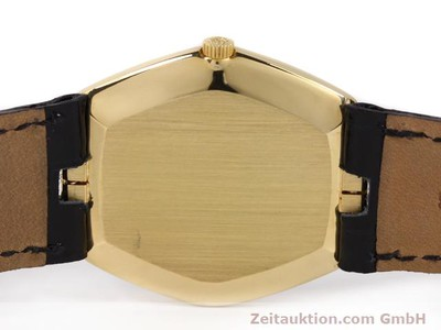 PATEK PHILIPPE 18 CT GOLD MANUAL WINDING KAL. 215 [141022]
