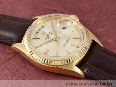 ROLEX DAY-DATE 18 CT GOLD AUTOMATIC KAL. 1555 [141023]