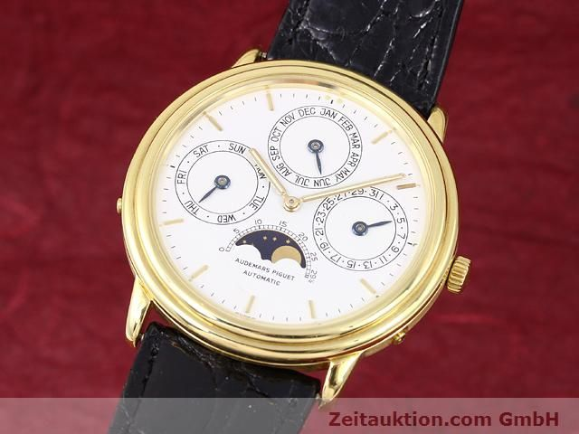 AUDEMARS PIGUET EWIGER KALENDER OR 18 CT AUTOMATIQUE KAL. 2120/1 [141025]