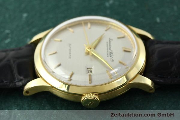 IWC 18 CT GOLD AUTOMATIC KAL. C.8521 [141029]