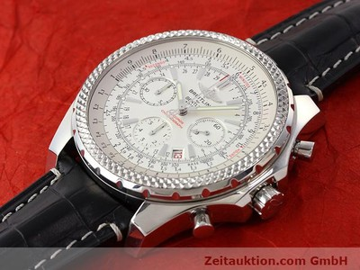 BREITLING BENTLEY STEEL AUTOMATIC KAL. ETA 2892A2 [141033]