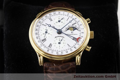 CHRONOSWISS LUNAR DORÉ AUTOMATIQUE KAL. ETA 7750 [141047]