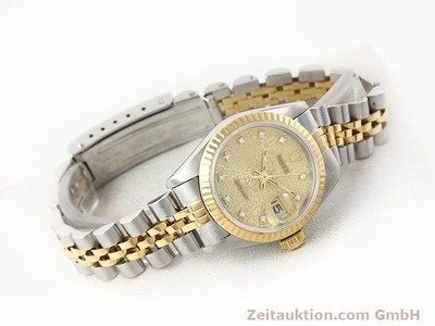 ROLEX LADY DATEJUST STEEL / GOLD AUTOMATIC KAL. 2135 [141053]
