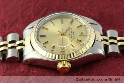 ROLEX LADY DATE STEEL / GOLD AUTOMATIC KAL. 2030 [141057]