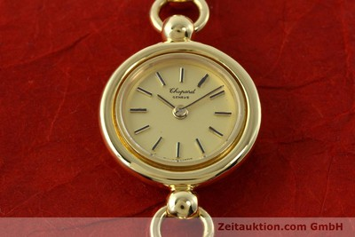 CHOPARD 18 CT GOLD MANUAL WINDING KAL. ETA 2412 [141060]