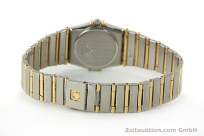 OMEGA CONSTELLATION STEEL / GOLD QUARTZ KAL. 1455 ETA 976001 [141067]