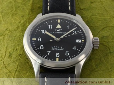 IWC MARK XII STEEL AUTOMATIC KAL. 884/2 [141074]
