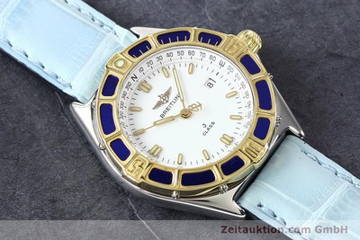 BREITLING LADY J TRAUM STAHL/GOLD DAMENUHR TOP D52063 VP: 2290,-Euro [141075]