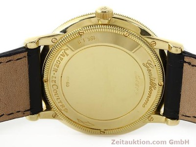 JAEGER LE COULTRE 18 CT GOLD AUTOMATIC KAL. 891 [141077]