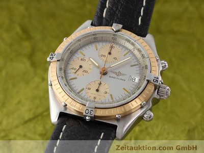 BREITLING CHRONOMAT STEEL / GOLD AUTOMATIC KAL. VALJOUX 7750 [141079]