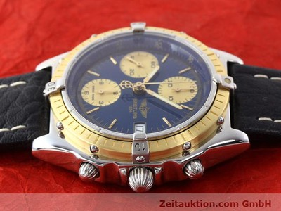 BREITLING CHRONOMAT STEEL / GOLD AUTOMATIC KAL. VALJOUX 7750 [141080]