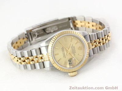 ROLEX LADY DATEJUST STEEL / GOLD AUTOMATIC KAL. 2135 [141085]