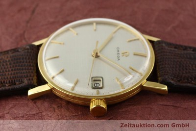 OMEGA 18 CT GOLD MANUAL WINDING KAL. 610 [141106]