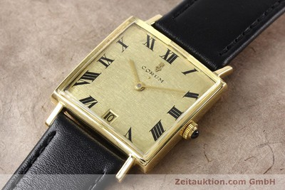 CORUM 18 CT GOLD AUTOMATIC KAL. ETA 2522 [141107]