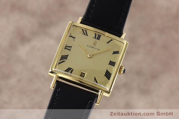 CORUM OR 18 CT AUTOMATIQUE KAL. ETA 2522 [141107]