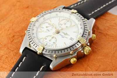 BREITLING CHRONOMAT GILT STEEL AUTOMATIC [141115]