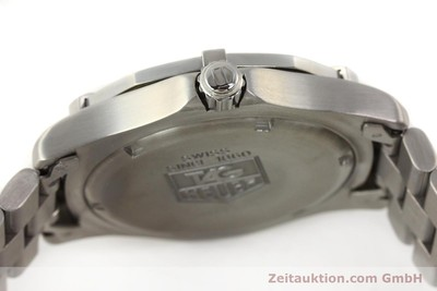 TAG HEUER PROFESSIONAL STEEL QUARTZ [141130]