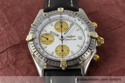 BREITLING CHRONOMAT GILT STEEL AUTOMATIC [141131]