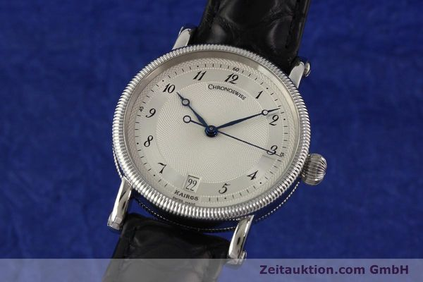 CHRONOSWISS KAIROS STEEL AUTOMATIC KAL. ETA 2892A2  [141134]