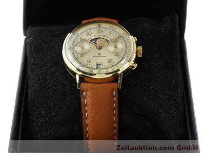 CHRONOSWISS LUNAR 18 CT GOLD MANUAL WINDING KAL. VALJ. 7734 [141142]