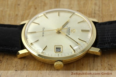 OMEGA 14 CT YELLOW GOLD AUTOMATIC KAL. 565 [141147]