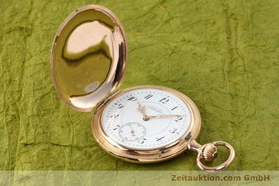 A. LANGE & SÖHNE ALS TASCHENUHR 14 CT RED GOLD MANUAL WINDING [141152]