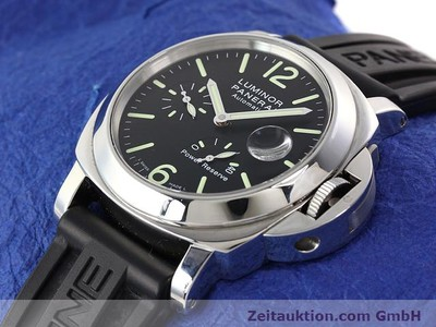 PANERAI LUMINOR ACIER AUTOMATIQUE KAL. ETA A05561 [141160]