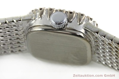 OMEGA 18 CT WHITE GOLD MANUAL WINDING KAL. 650 [141161]