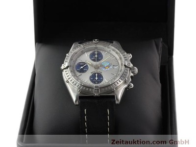 BREITLING CHRONOMAT COCKPIT CHRONOGRAPH LIMITIERT BLUE IMPULSE A13048 VP: 6690,- [141162]
