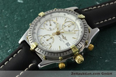 BREITLING CHRONOMAT GILT STEEL AUTOMATIC [141165]