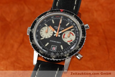 BREITLING CHRONOMAT(IC) STEEL AUTOMATIC KAL. 112 [141170]