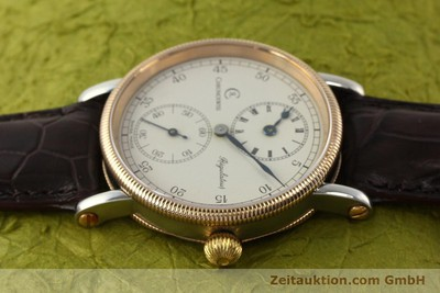 Chronoswiss Regulateur Stahl Handaufzug Kal. Unitas [141175]