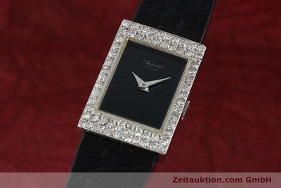 CHOPARD 18 CT WHITE GOLD MANUAL WINDING KAL. A.S. 1977-2 [141179]