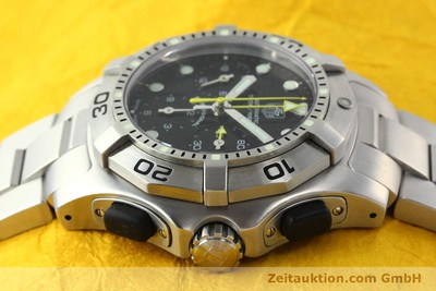 TAG HEUER AQUAGRAPH STEEL AUTOMATIC KAL. 60 [141185]