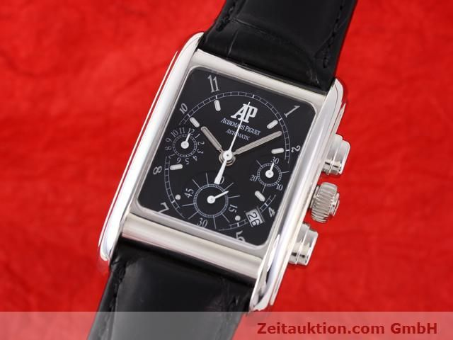 AUDEMARS PIGUET OR BLANC 18 CT AUTOMATIQUE KAL. 2385 [141186]