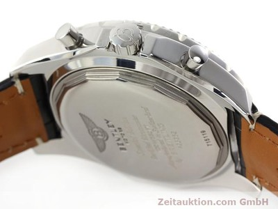 BREITLING BENTLEY STEEL AUTOMATIC KAL. B25 ETA 2892A2 [141194]