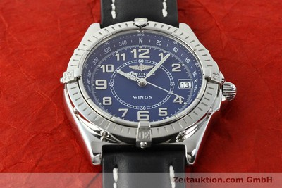 BREITLING WINGS STEEL QUARTZ KAL. B66 [141195]