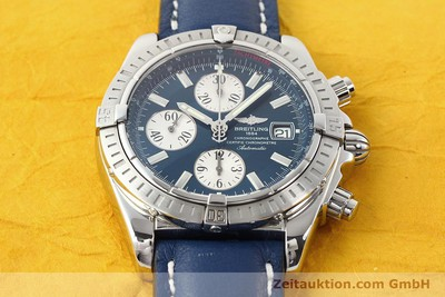 BREITLING EVOLUTION STEEL AUTOMATIC KAL. B13 ETA 7750 [141197]