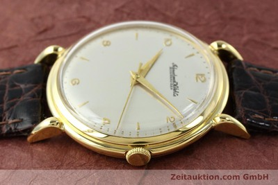 IWC PORTOFINO 18 CT GOLD MANUAL WINDING KAL. C.89 [141208]