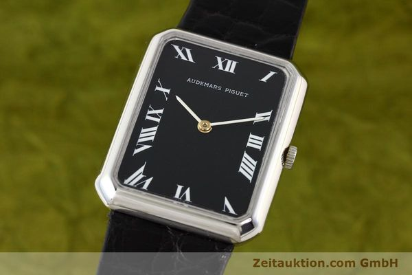 AUDEMARS PIGUET ORO BLANCO DE 18 QUILATES CUERDA MANUAL KAL. 2090 [141219]