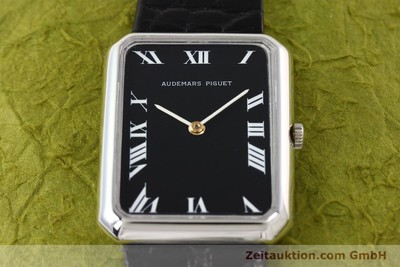 AUDEMARS PIGUET 18 CT WHITE GOLD MANUAL WINDING KAL. 2090 [141219]